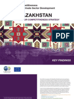 Kazakhstan Sector Competitiveness Strategy
