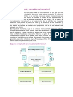 Comercio Internacional y Mercadotecnia Internacional (Lectura)
