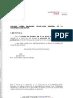 Normativa Valoracion Actividad Prof 2013