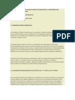 LA REINCIDENCIA Y HABITUALIDAD DESDE UN ANÁLISIS DE LA SENTENCIA DEL TRIBUNAL CONSTITUCIONAL
