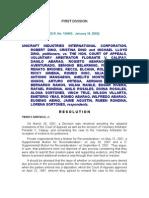 United vs. c.a.-volunatry Arbitrator-02