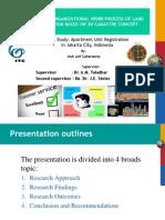 Thesis Presentation