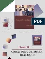 Chap010 Creating Cstmr Dialogue