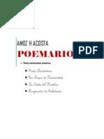Poemarios Amoz h Acosta Antologia