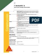 Sikadur Anchorfix-4 Ed.3