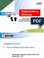 01 Separación y Divorcio