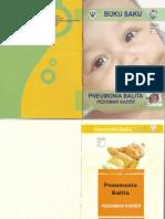 DepKes - Buku Saku Pneumonia Balita Pedoman Kader - 2007