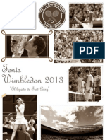 Tenis / Wimbledon 2013
