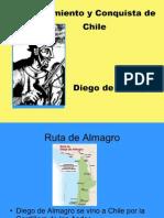 El Descubrimiento de Chile y Almagro