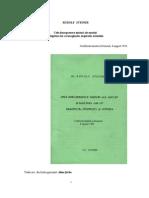 Rudolf Steiner - Cele Douasprezece Simturi