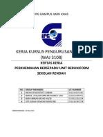 GERKO- Paperwork Perkhemahan