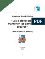 Fos 5 Claves Manual Maestros