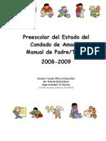 SP Handbook Spanish08-09