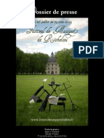 DP Festival Musique Richelieu 2013