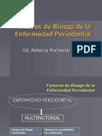 12866307 Factores de Riesgo de La Enfermedad Periodontal