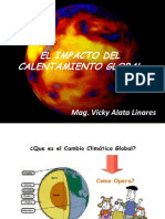 6 Calentamiento Global