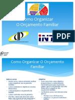 Slides - Como Organizar O Orçamento Familiar