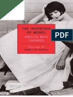 The Invention of Morel Adolfo Bioy Casares