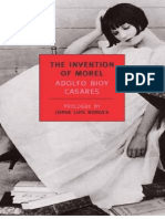 The Invention of Morel Adolfo Bioy Casares