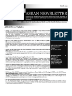 ASEAN Newsletter 03 Mar 2012