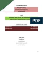 MINIMISING FRESH SLIPPAGE AND MAXIMISING RECOVERY A COMPARATIVE  ANALYSIS OF NPA OF PSBs & SCBs.