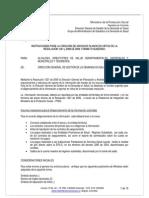 instructivo archivos planos