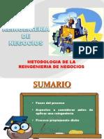 9a y 10a Ses Metodologia de La Reingenieria