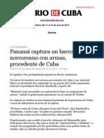 Boletín de Diario de Cuba | Del 10 al 16 de julio de 2013