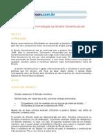 143980682 Apostilia Direito Constitucional Vestcon E Book
