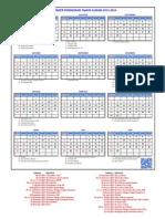 Kalender Pendidikan 13 14 Kab Bogor