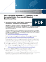 Faq Overseas Doctors