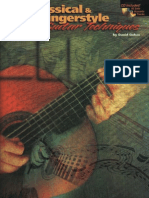 Classical and Fingerstyle Guitar Techniques