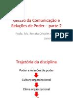 Gestão da Comunicação e Relações de Poder_Parte 2