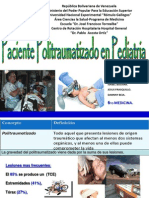 Pediatria Paciente Politraumatizado Isa