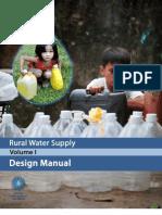 Water OUTPUT RWSVolIDesignManual