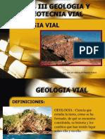 Geologia Vial