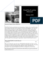 histo 2250 -- world war ii and the holocaust