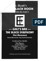 III the Black Book Volume Galts Ark Vol 01