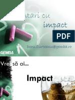 Prezentari Cu Impact