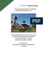 Plan Dllo Turistico Rionegro