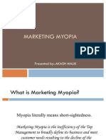 49762557 Marketing Myopia