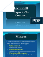 Lecture 6B- Capacity