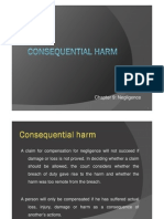 Lecture 9D- Consequential Harm