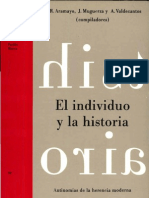 El Individuo y La Historia