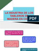 La Industria de Los Tableros de Madera En