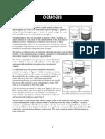 Lab5 Osmosis