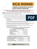 What We Learned From McAuliffe's Campaign Finance Report