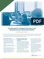 teaching quality standard - english1
