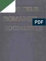 Judetele Romaniei Socialiste