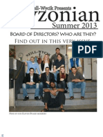 Summer Wyzonian Spring Summer   Issue July 16 2013